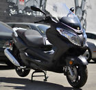 NEW VISTA 150cc Moped Gas Scooter Touring Motorcycle Remote Alarm Windshield LED