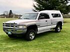 1997 Dodge Ram 2500 SLT 1997 dodge ram 2500 4x4 excab long bed matching canopy 1v turbo cummins diesel