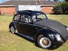 1959 Volkswagen Beetle - Classic ragtop 1959 vw bug