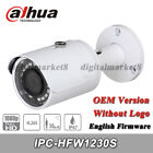 Dahua OEM IPC-HFW1230S 2MP IR H.265 POE Mini-Bullet Network Camera No Logo