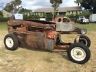 1929 Ford Model A  hot rat rod