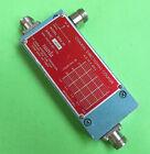 1pc Narda 3004-30 4.0-10.0GHz 30db 500W RF Coaxial High Power Directional Couple