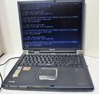 Toshiba Satellite 2435-S255 15in. Notebook - (Intel Pentium 4 2.40GHz) BROKEN