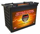 VMAX XTR12-155 SAILBOAT POWER BACKUP 155AH marine deep cycle 12V AGM battery