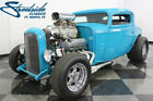 Ford 3 Window Coupe  VERY STRONG RUNNING BLOWN FORD 429 BUILT TO 516ci!!! BUILT C6, TCI CHASSIS, WOW!