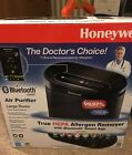 Honeywell - Bluetooth-Enabled Console Air Purifier