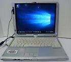 Fujitsu Lifebook T4215 12.1'' Notebook -Intel Core 2 Duo 1.83GHz 2GB 64GB Win 10