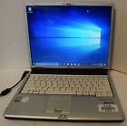 Fujitsu Lifebook S7110 14.1'' Notebook Intel Core 2 Duo 1.66GHz 2GB 64GB Win 10