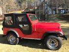 1978 Jeep Wrangler  CJ 5 Jeep V8