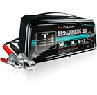 Battery Charger Electric 2/10/50-Amp 12V Battery Charger power