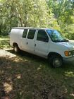 2003 Ford E-Series Van Ford E-250 2003 Ford E-250 Van 85,000 miles wrecked selling for parts