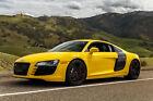 2009 Audi R8  2009 Audi R8 V8