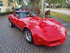 1980 Chevrolet Corvette  1980 Corvette C3 Coupe