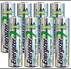 8 pack AA Energizer Rechargeable NiMH Batteries 2300mAh