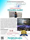 C3 Ceramic Coating - Power Cube 50ml bottle with FREE applicator