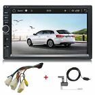 Car GPS Navigation Car 2 Din Radio Bluetooth 7 Inch HD Car Stereo Car Player