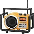 Sangean Lb-100 Compact Am/Fm Ultra Rugged Radio Receiver US SELLER New