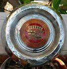 ONE 1956 1958 CADILLAC   KELSEY HAYES SABRE WHEEL HUBCAP PAIR RARE ...Cap only