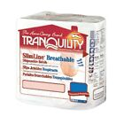 Adult Incontinent Brief Tranquil SlimLine TabClose Med Dispose Hvy AbsorbCase96