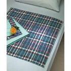 Underpad Plaidbex 18 X 24 Inch Reusable Polyester /Rayon Heavy Absorbency Each/1