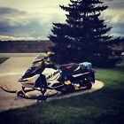 2012 skidoo MXZX 800 E-tec R-motion snowmobile E-START & REVERSE