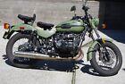 2012 Ural St Solo  2012 Custom Ural St Solo Taiga All-terrain Motorcycle Collector's Rare