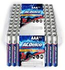 ACDelco Super Alkaline Battery High Performance With Recloseble Box 100 of AAA