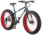 "Super Sized Mongoose Dolomite 26"" Mens Fat Tire Trail Bike All Terrain Weather"
