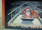New Taylor Made Boat Flag Christmas Santa Claus Down The Hatch 12 X 18 New