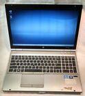 HP LAPTOP ELITEBOOK 8570p i5 2.5GHz 4GB RAM 500GB HDD Silver Win 7 Laptop