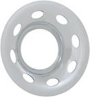 "Phoenix USA Chrome Quick Trim 15"" Trailer Wheel Cover Ring QT545CLO"