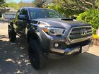 2017 Toyota Tacoma Bed Cover, Lift Kit, Off Road Rims and Tires 2017 Toyota Tacoma TRD 4X4 Sport