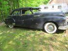 1948 Buick Roadmaster  1948  BUICK  ROADMASTER * restoration project / parts car