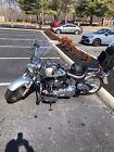 2006 Harley-Davidson Softail  harley-davidson fatboy