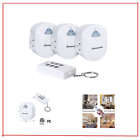 Wireless Remote Control Electrical Outlet Switch Control ON 3 Outlets Pack