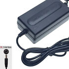 Power Supply Adapter AC to DC 12V 2A Plug Pigtail Splitter for LED CCTV Camera