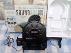 Good Homedics Sound Spa Alarm Clock AM/FM Radio - Model: SS-400B White Noise