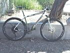 2012 Cannondale Flash Carbon 1 x 12 Rockshox Sid fork, new build, many new parts