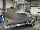 One3 Powerboats New 20' Aluminum Center Console