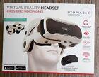 *** Virtual Reality Headset SEALED NEW  ReTrak ETVRPRO Utopia 360 Elite Editi***