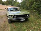 1969 Ford Mustang Coupe 1969 Mustang S code coupe w/ 428