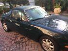 1991 Mazda Miata SE BRG 1991 Mazda MX-5 Miata British Racing Green SE 5spd w/hardtop