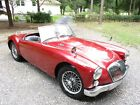 1961 MG MGA  1961 MGA MG 1600 Convertible Garage Barn Find NO RESERVE