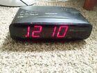 Vintage Magnavox AJ 3440/17 Fm/Am 2 Alarm Weatherband Clock Radio