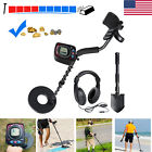 Metal Detector Waterproof 2 Modes Outdoor Gold Digger Sensitive Search+Headphone