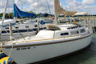 CATALINA 27 RESTORED IMMACULATE CONDITION