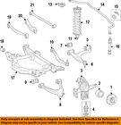 Mercedes MERCEDES-BENZ OEM 07-11 ML350 Rear-Shock Absorber or Strut 1643202431