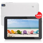 9'' Android4.4 Quad Core 16GB Bluetooth Webcame Touchscreen Wifi Tablet PC White