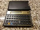HP 12C Financial Calculator w/ batteries & stow pouch