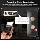 Portable Voice & Photo Translator BT 5.0 Instant 28 Language Travel Spanish H4H6